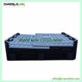 Heißer Verkaufs-grosser Datenträger-Obst- und GemüseLadeplatte HDPE faltender Kasten