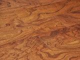 コマーシャル12.3mm E0 AC4 HDFのビニールの木製のフロアーリング