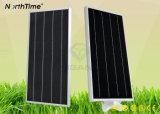 Rua do diodo emissor de luz de 120 graus/lâmpada solares completas da estrada com o Ce/RoHS aprovado