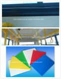 1220*2440*3.2mm мраморным дизайном ПВХ лист/PVC для стен и потолков