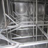 Tanque de água de montagem do aço inoxidável