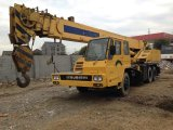 使用されたMobile Crane Kato Nk-250e、25t Truck Crane、SaleのためのUsed Original Cranes