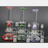 een verscheidenheid van Kleuren van de Pijp van de Rook van het Glas