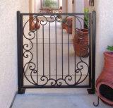 Cancello e portello eleganti piacevoli e bei del ferro per Gardern