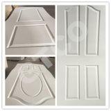 820/piel 920*2050/2150*3mm/3.2m m blanca de la puerta de la pintura de fondo HDF