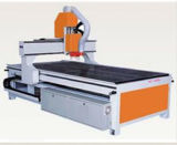 목공 광고를 위한 3D 4 차축 댄서 모터와 진공 흡착 테이블을%s 가진 나무를 위한 정밀도 CNC 기계