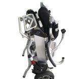 Motorino anziano pieghevole facile di mobilità del blocco per grafici della lega di alluminio