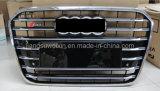 Noir Auto Car Grille avant pour Audi S6 2013 »avec le logo Chromé