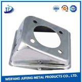 China-Fertigung-RoHS kundenspezifisches Messingaluminium/Edelstahl-Blech, das Teile stempelt