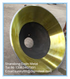 Metso HP300の円錐形の粉砕機の鋳造鋼鉄摩耗の部品