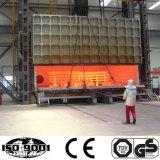 Horno de gas del tratamiento térmico de la Coche-Parte inferior