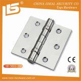Dobradiça da porta do rolamento de aço inoxidável (DH-2525-2BB)