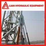 Отрегулированный тип гидровлический цилиндр плунжера для обрабатывая индустрии
