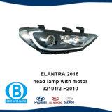 Hyundai Elantra 2016 Faro 92101-F2010 92102-F2010