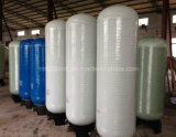 PE Liner Pressure Vessel di Fpr 150psi per Water Treatment