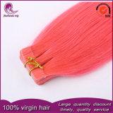 De Uitbreiding van het Haar van de Sticker van het Menselijke Haar van 100%