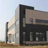 倉庫の建物のための専門の製造業者の鉄骨構造フレーム