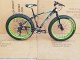 """26 """" 4.0 Fett-Gummireifen-Fahrrad mit Aufhebung Forkl, Geschwindigkeits-Gebirgsfahrrad des Stahlspant-21"""