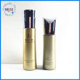 kosmetische verpackende Glaspumpen-Flasche der starken Lotion-100ml