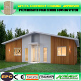 Völlig geliefertes Knockdown-transportfähiges vorfabriziertes modulares Haus-Fertighaus-Wohnmobil