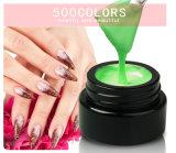 Уф лак для ногтей акриловый дизайн интерьеров Laquare краски гель гель Jar