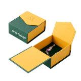 Салон красоты Custom большой прямоугольник элегантное ожерелье подарок украшения упаковочные ящики