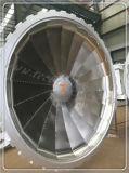 Sector de la aviación autoclave