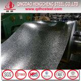大きい懸命の十分のスパンコールの熱い浸されたGIの鋼鉄コイル
