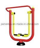 傘の足のマッサージャーとの体操のための屋外の適性装置