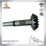 Kundenspezifischer Gang-Gang des Geschwindigkeits-Reduzierstück-C45 mit der Stahlmaschinellen Bearbeitung