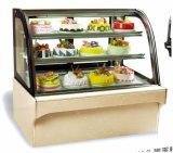 Armário de bolo Counter-Top Exibir Frigorífico Showcase