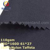 Tessuto di nylon con acuto del taffettà di 228 T per la tessile dell'indumento (GLLML326)