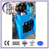 PLC контролирует машину шланга 31.5MPa 3kw 4kw гофрируя с быстро инструментом изменения