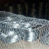 8G/M2 a 300 g/m2 o galvanizado recubierto de PVC hexagonal y malla de alambre de pollo