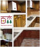 Indien eleganten Holz Lack-Küche Runde Kabinett
