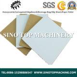 Papel ondulado de cartón corrugado para el campo ancho