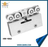 Hängendes Rad für hölzernes Tür-Aluminium-Profil