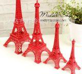 De Decoratie van de Vertoning van de Ambachten van de Kunst van de Toren van Eiffel van het staal