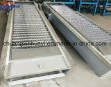 La pantalla de la barra de la planta de tratamiento de aguas residuales de pretratamiento de aguas residuales