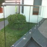 Balustrade Handrail (HR1300V-3)를 위한 발코니 Railing Fitting
