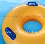 浮遊のための膨脹可能なブイの水上スキーのリング