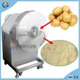 Grand découpage automatique de coupeur de pommes chips de banane faisant la machine avec le bon prix