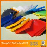 플라스틱 PMMA 아크릴 장 또는 플렉시 유리 방풍 유리 장 아크릴을 착색하십시오