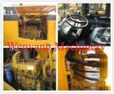 China Máquinas de terraplenagem 3ton Pá carregadeira de rodas pequenas
