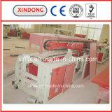 PVC/WPC de plastic Lijn van de Uitdrijving van de Productie van de Machine van de Extruder van het Profiel van het Venster
