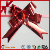 De aangepaste Bogen van de Trekkracht van de Vlinder van de Kleur van de Grootte voor de Verpakking van de Gift