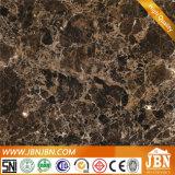 Azulejo de suelo Polished de la porcelana del color oscuro de Emplerado Brown (JM6613)