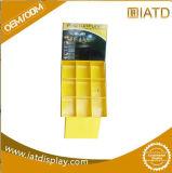 破裂音のDVD/CDのためのカスタムボール紙のペーパー記憶装置の小売りの製品マガジン表示