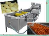 Chaudement accueilli dans le lavage de légume de l'Inde et la machine de séchage