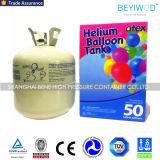 13.4L 22.4Lの使い捨て可能なヘリウムのガスタンクの気球